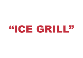 "What does ""Ice grill"" mean?"