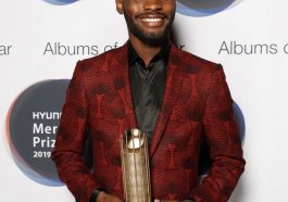 "Dave scoops The Mercury Prize For ""Psychodrama"""