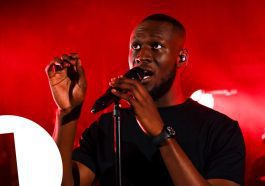 Stormzy covers Beyoncé for BBC Radio 1's Live Lounge