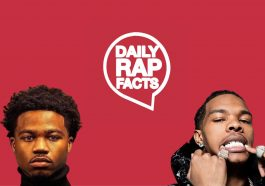 Roddy Ricch and Lil Baby are the only rappers to have their album go double platinum in 2020