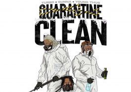 "Gunna, Young Thug and Turbo Release ""QUARANTINE CLEAN"" Single"