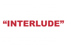 """What does """"Interlude"""" mean?"""