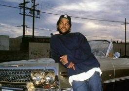 Ice Cube was in a group called Stereo Crew before he was in N.W.A.
