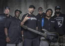 "Ice-T is a member of a hardcore heavy metal band called ""Body Count"""
