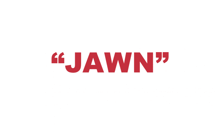 "What does ""Jawn"" mean?"