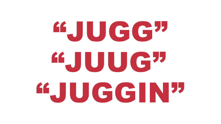 "What does ""Jugg"", ""Juug"" or ""Juggin"" mean?"