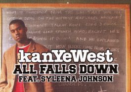 Kanye West claims he wrote 'All Falls Down' in 15 minutes