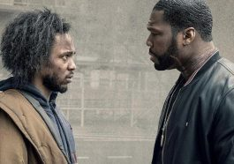 Kendrick Lamar was a guest star on 50 Cent's 'Power'