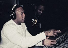 "Kendrick Lamar recorded ""Compton"" the first night he met Dr. Dre"