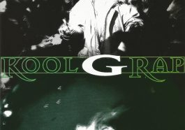 Nas is on the Cover Of Kool G Rap's 4,5,6