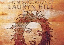 Rolling Stone names Lauryn Hill's 'The Miseducation of Lauryn Hill' a top 10 album on their 500 Best Albums of All Time list