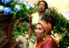 Lauryn Hill and Aretha Franklin