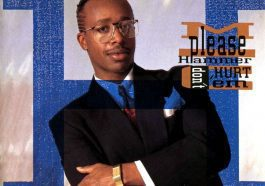"MC Hammer's 'Please Hammer, Don't Hurt 'Em"" (1990) was the first hip-hop album to go diamond."