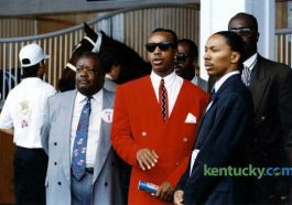 "MC Hammer owned a horse named ""Dance Floor"" that ran in the 1992 Kentucky Derby"