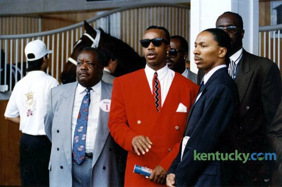 """MC Hammer owned a horse named """"Dance Floor"""" that ran in the 1992 Kentucky Derby"""