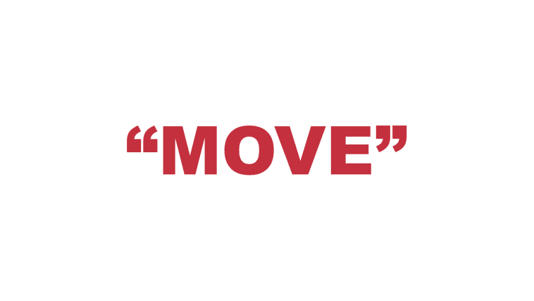 """What does """"Move"""" mean?"""