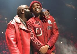 Meek Mill's real name is Robert Williams and Rick Ross' real name is William Roberts
