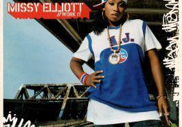Missy Elliot Work It cover art