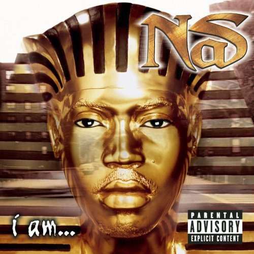 Nas almost suffocated during the 'I Am...' album cover shoot