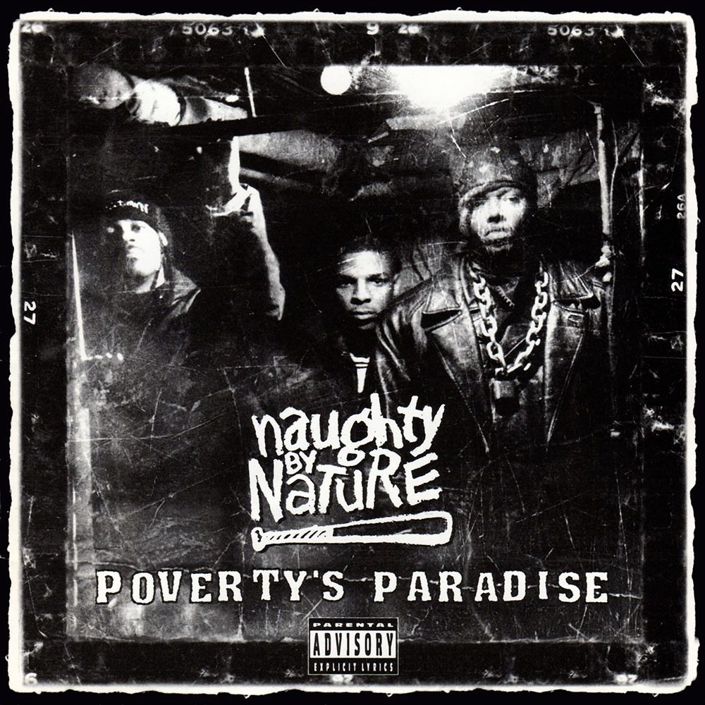 """Naughty by Nature's """"Poverty's Paradise"""" was the first album to win Best Rap Album at the Grammys"""