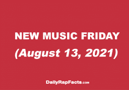 New Music Friday (August 13, 2021)