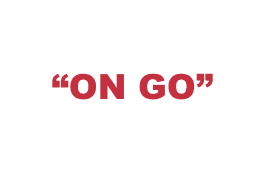 "What does ""On go"" mean?"