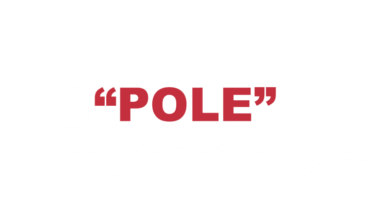 "What does ""Pole"" mean in rap?"