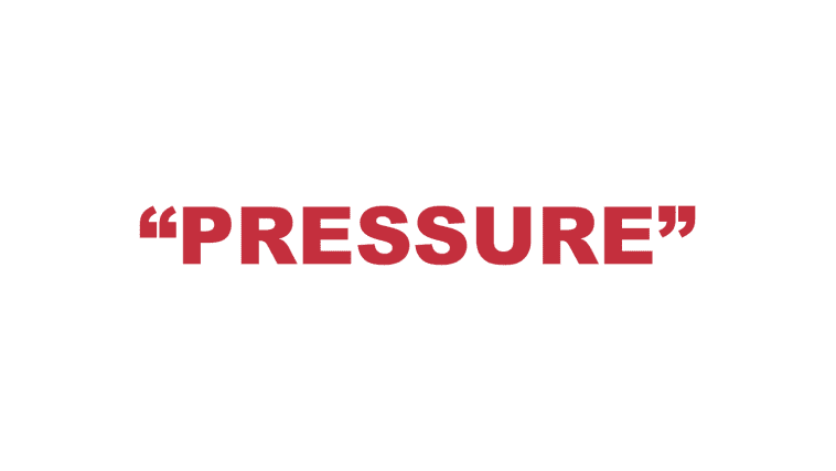 """What does """"Pressure"""" mean in rap?"""