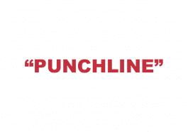 What is a Punchline in Rap?