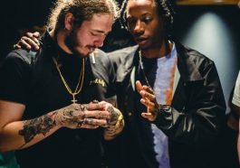 Post Malone and Joey Badass