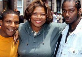 Queen Latifah gave Naughty By Nature their name