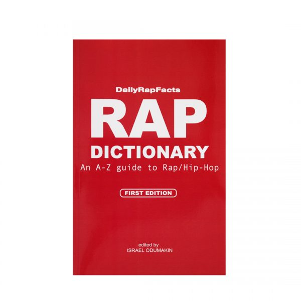 Rap Dictionary, First Edition