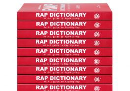 Rap Dictionary Books
