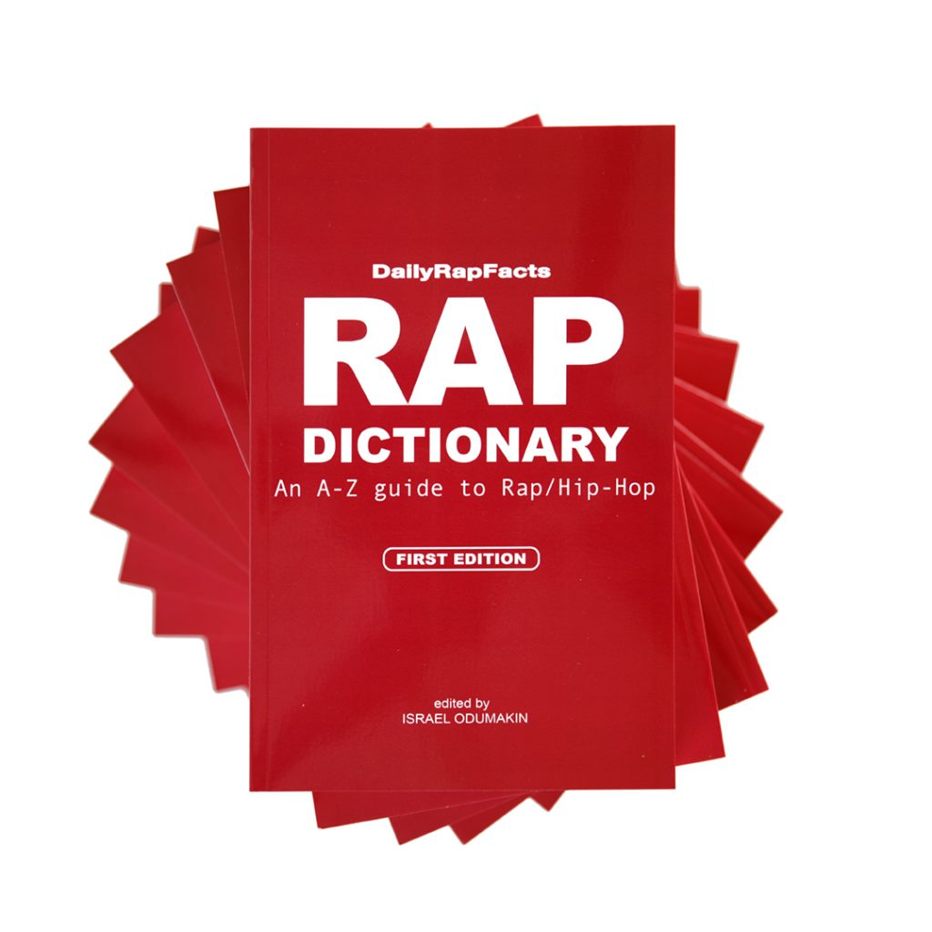 Rap Dictionary will help you understand Hip-Hop/Rap