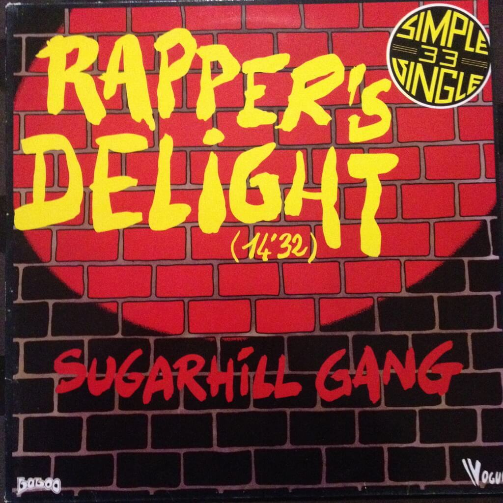Rappers Delight was recorded in one take