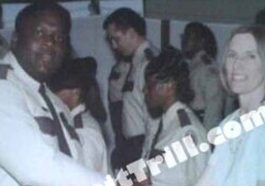 Rick Ross worked as a correctional officer in the early 1990s
