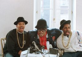 Run-D.M.C. were the first rap group to win a Grammy Lifetime Achievement award
