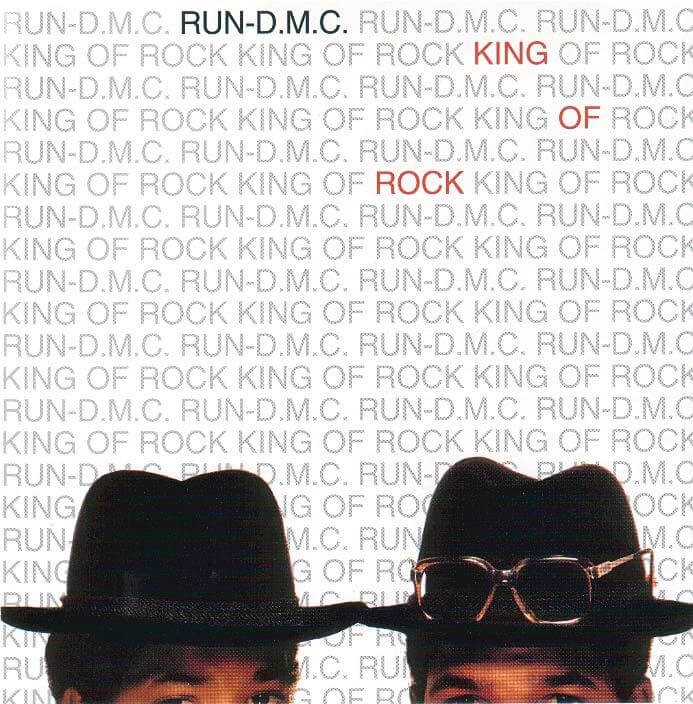 "Run-D.M.C.'s ""King of Rock"" was the first rap album to be released on CD"