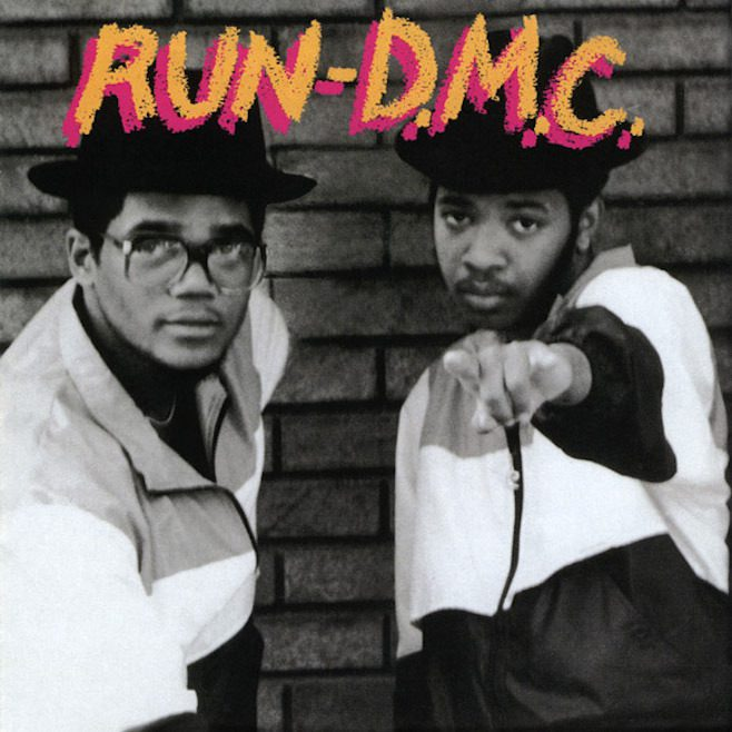 "Run-D.M.C.'s self-titled debut album ""Run-D.M.C"" was the first hip-hop album to go gold"