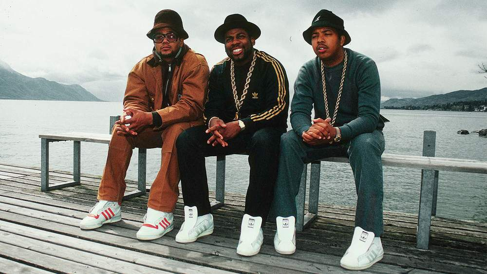 Run-D.M.C. were the first rappers to sign an endorsement deal with a major company