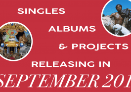 new music releasing September 2019