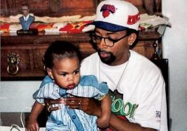 Spike Lee and Chance the rapper