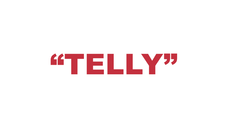 """What does """"Telly"""" mean?"""