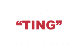 """What does """"Ting"""" mean?"""