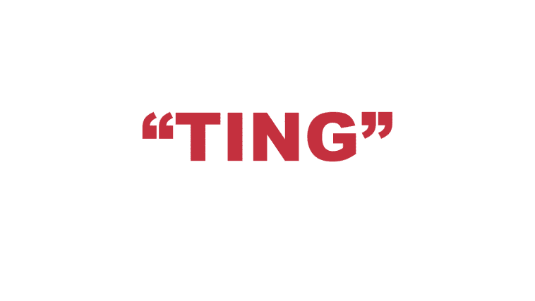 "What does ""Ting"" mean?"
