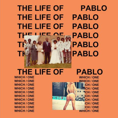 Kanye West's album The Life of Pablo was the first album to go platinum from streaming alone