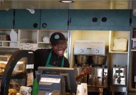 Tyler, the Creator used to work at Starbucks