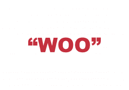 """What does """"Woo"""" mean?"""