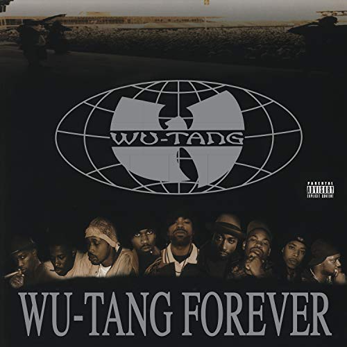 Wu Tang Clan's 'Wu-Tang Forever' was the first hip hop album to go No. 1 in the UK