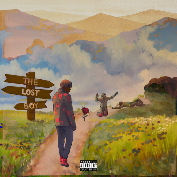 YBN Cordae The Lost Boy cover art